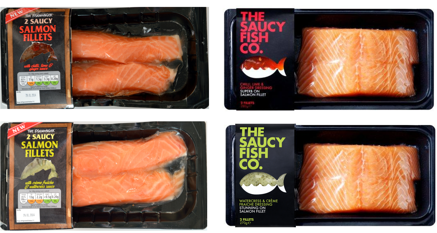 Icelandic seachill aldi settle out of court over saucy for Fish co