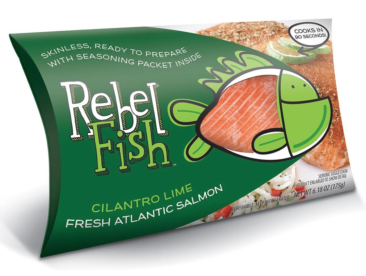 Marine Harvest hopes Rebel Fish, Walmart ranges bring more US