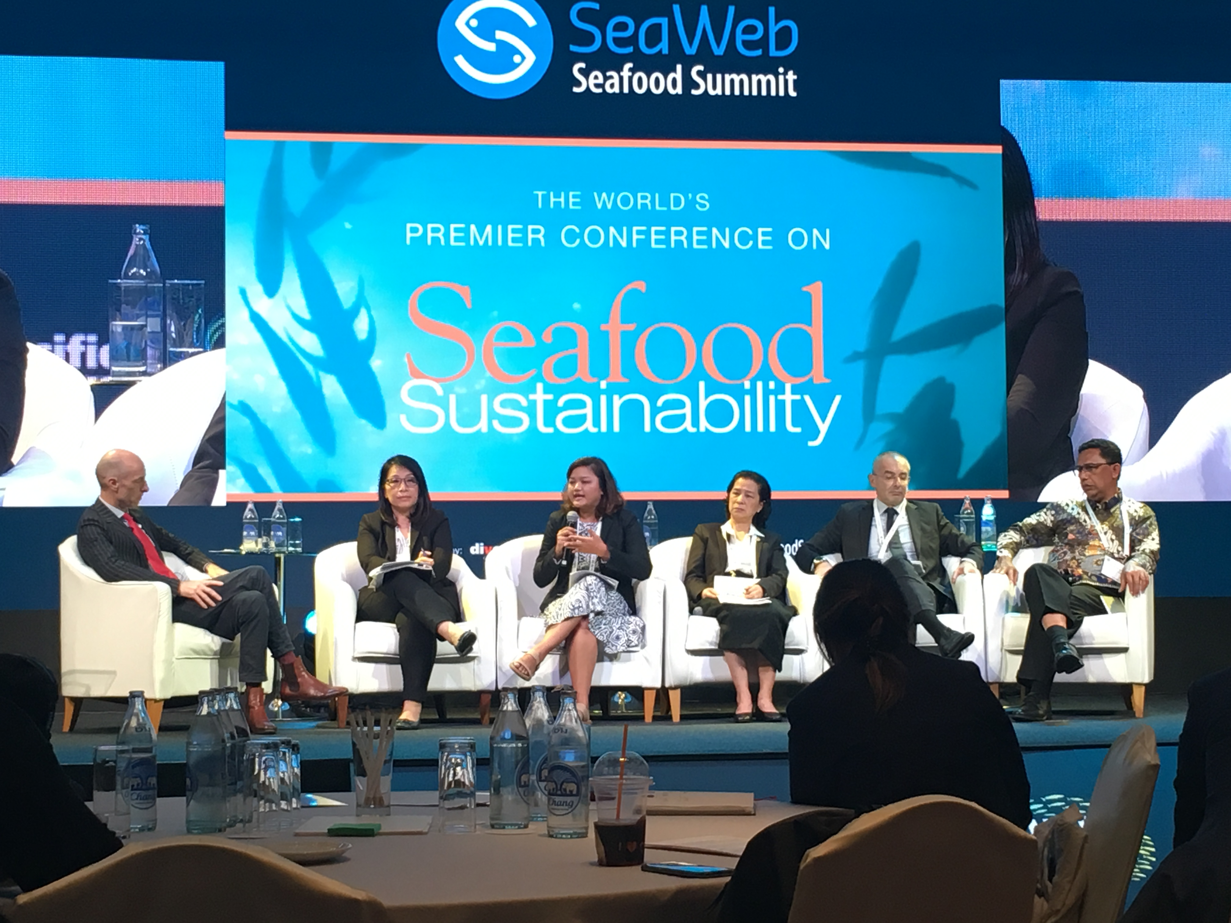 SeaWeb 2019: No SeaWeb Seafood Summit planned for 2020